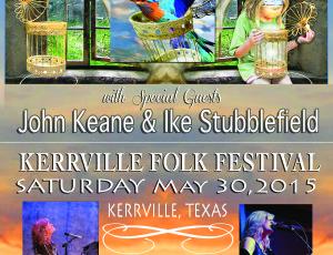 Kerrville Folk Fest May 30