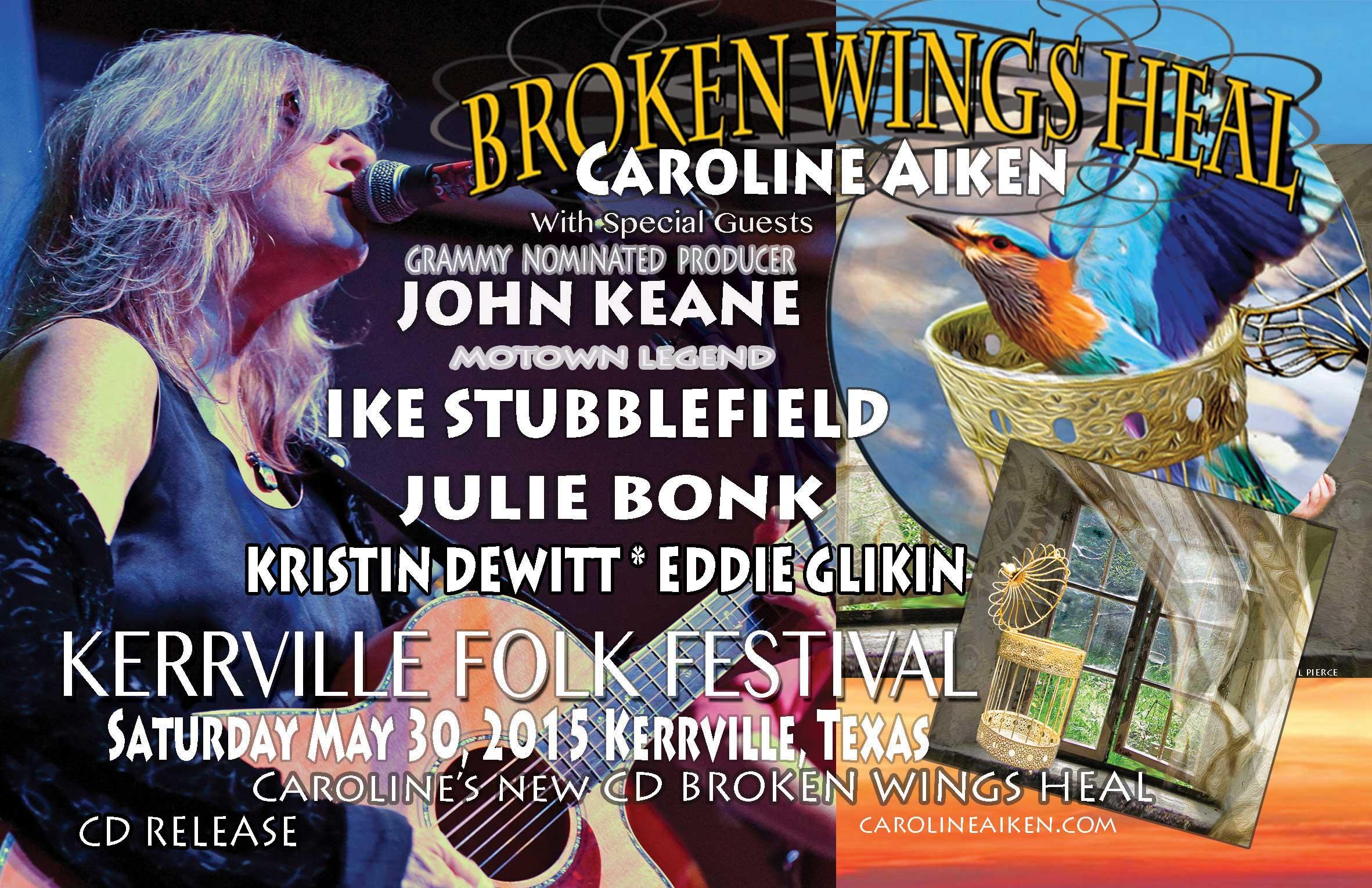 Kerrville Folk Fest 2015
