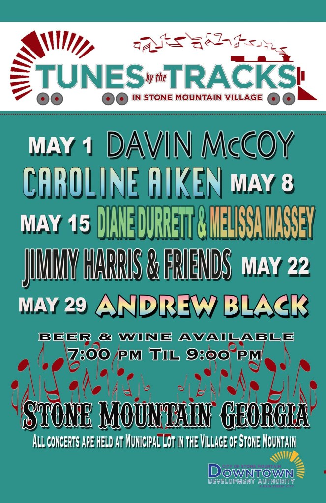 May 8 2015 Stone Mountain Concert Series