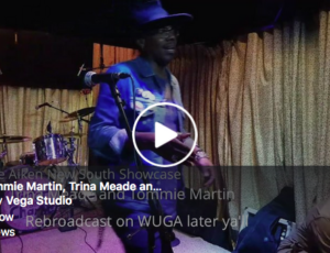 NSS: Tomi Martin, Trina Meade, and Moses Mo