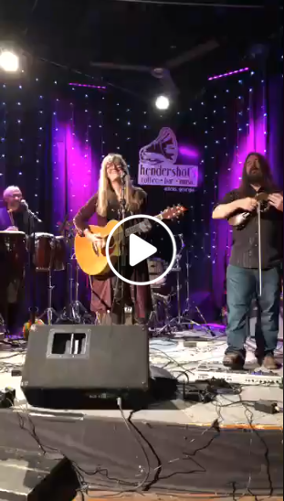 FB video of CA at Hendershots