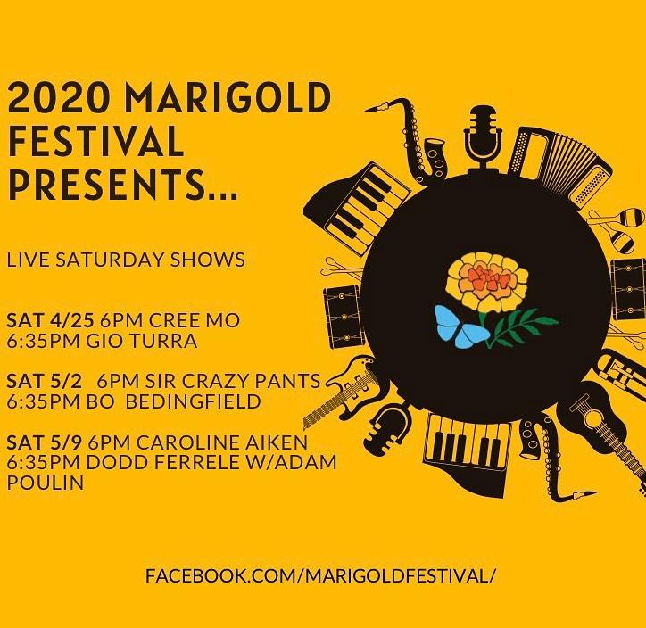 Marigold Festival Poster